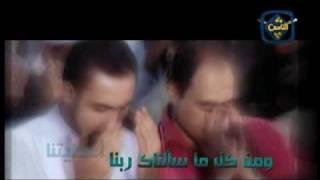 ياسر ابو عمار و دعاء الحمد لله.AVI