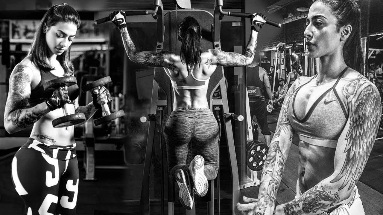 Bigg Boss Fame Bani J GYM Workout Motivation Video | Health & Fitness