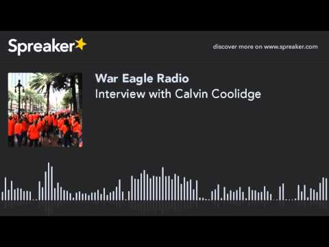 Interview with Calvin Coolidge