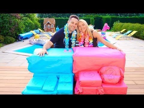 SWAP DE VACANCES EN COUPLE : Notre 1er Swap !   Sophie Fantasy