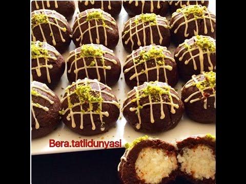 En Pratik En lezzetli Cocostar Kurabiye Tarifi