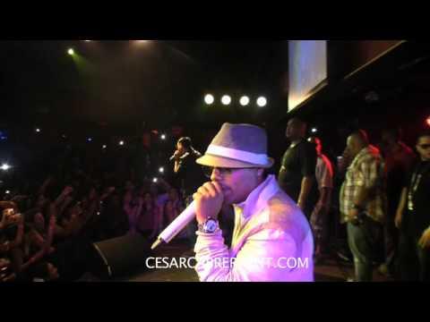 Plan B FT Tony Dize Solos Live at LaBoom 2011 (part 2)