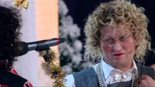 Татьяна Котова в шоу «Уральских пельменей»