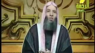مقطع نادر عن حكم التطيب للنساء في الاسلام