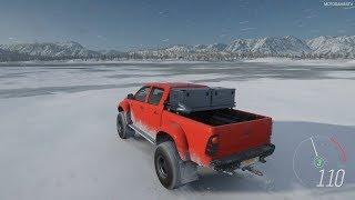 Forza Horizon 4 - 2007 Toyota Hilux Arctic Trucks AT38 Gameplay [4K]