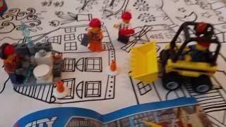 Lego City 60072 бульдозер.(Наша партнерская программа: http://join.air.io/babyboost. Подключайтесь. Легко монетизировать видео, удобный вывод дене..., 2016-09-27T20:21:57.000Z)