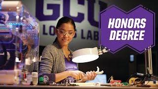 Honors College Kat | Grand Canyon University
