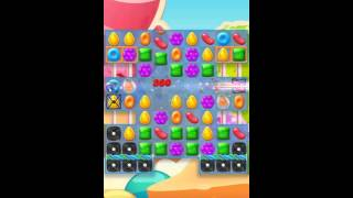 Candy Crush Jelly Saga Level 208 No Boosters