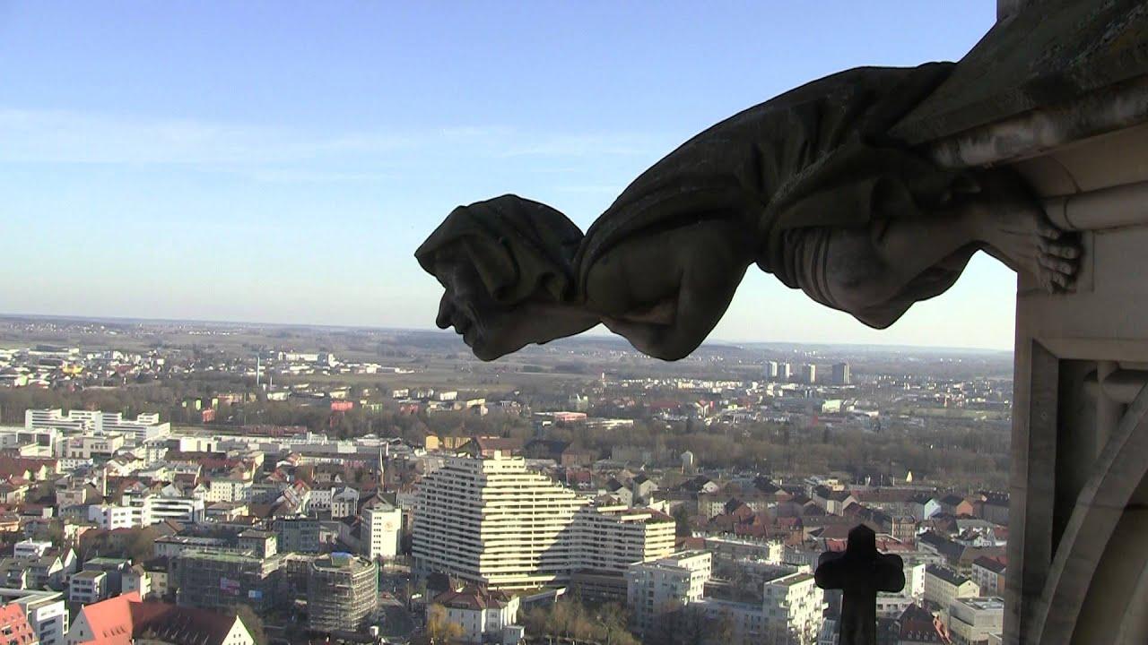 Ulm Höchster Kirchturm Der Welt Youtube