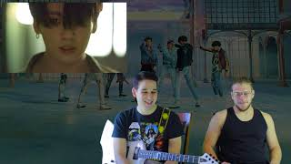METALHEAD REACTION TO KPOP - BTS - FAKE LOVE (EXTENDED VER.)
