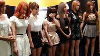 T-ARA Music Showcase LIVE in Malaysia Press Conference Part 1