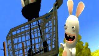 Rabbids Go Home | Happy Xmas | Episode 24 | Happy Kids Games and Tv | 1080p