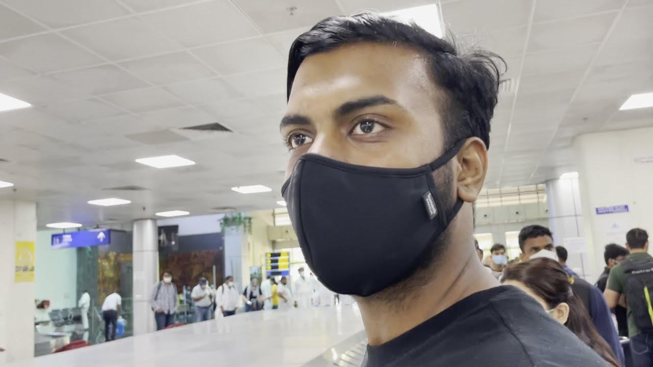 Nayan Bhai ki Bag Ataak Gayi Airport Pr 🤣