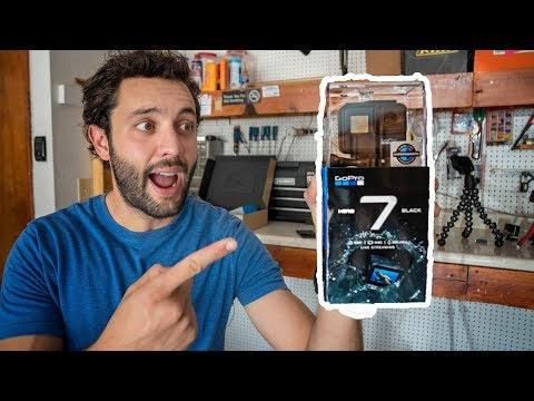 GoPro Hero 7 Action Camera | FULL REVIEW