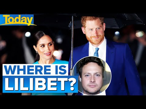 Prince Harry and Meghan yet to introduce baby Lilibet to the world   Today Show Australia