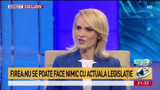 Gabriela Firea: De asta nu vom avea autostrăzi în România