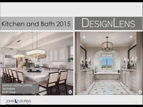 Q2 2015 Webinar: Kitchen and Bath Trends