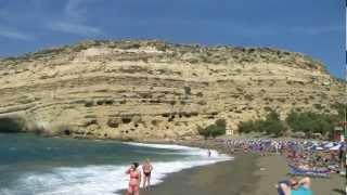 Crete,Santorini (HD),Impro ceļojumi