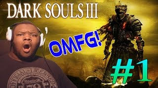 Can A Dark Souls Virgin Beat Dark Souls 3? (Part 1)