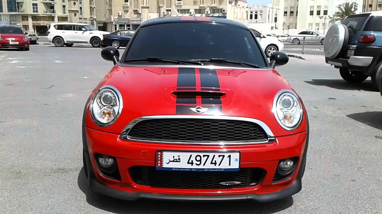 Qatar Mini Cooper S Youtube