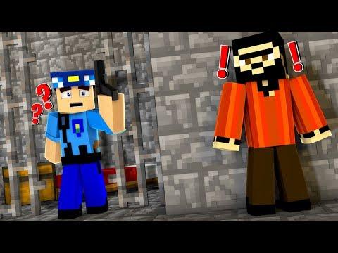RECEP İVEDİK HAPİSTEN KAÇIYOR! 😱 - Minecraft thumbnail