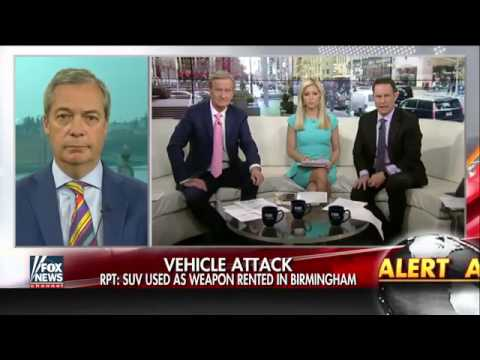 Nigel Farage: Europeans losing patience with immigration policies 23rd March 2017