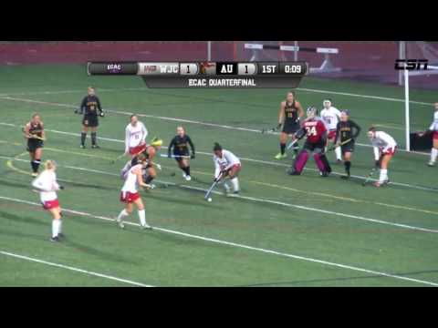 Nov  9, 2016 Field Hockey ECAC Quarterfinal Vs  Washington & Jefferson