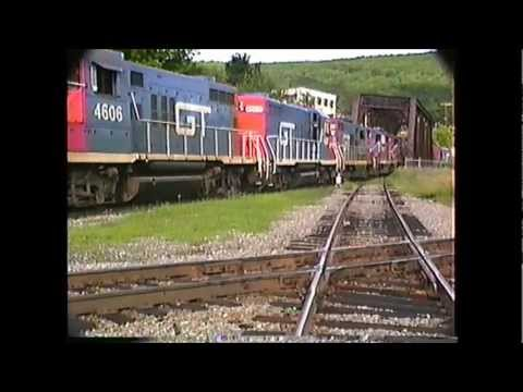 Early Geeps! Central Vermont, Green Mountain and more  07/24/1990