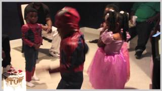 Lil Boosie In Studio With Eside Shawty,: Boosie Kids Dancing to Street Love Gutta Tv
