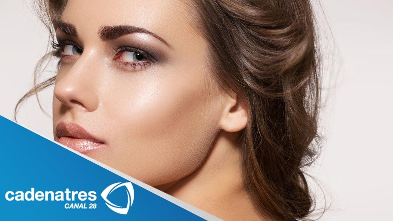 Maquillaje para piel morena / Tutorial de maquillaje para piel morena , YouTube