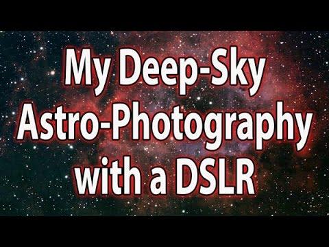 Deep Sky Astrophotography with a DSLR