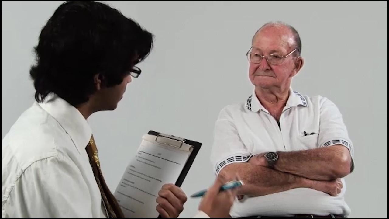 Examination 7: Mental State Examination OSCE - Talley + O ...