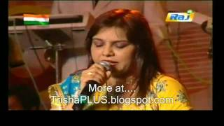 Tamil Super Hit Song  Akkam Pakkam -Trisha with Sadhana sargam