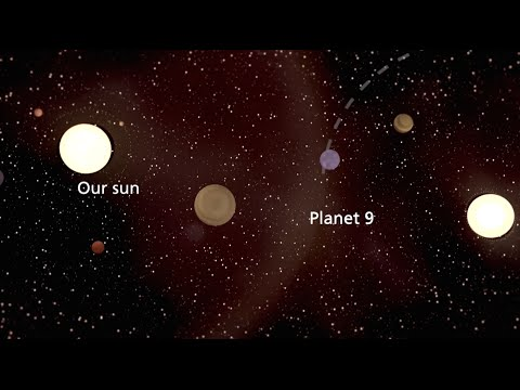Planet 9 was