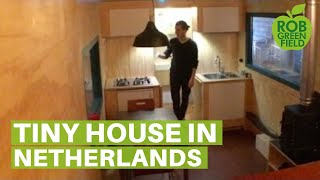 Tiny Houses Are Catching On In The Netherlands