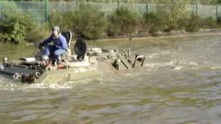 AIFV wade thru water