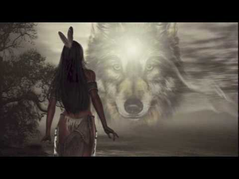 """THE MEDICINE CALL OF THE WOLF & FLUTE"""