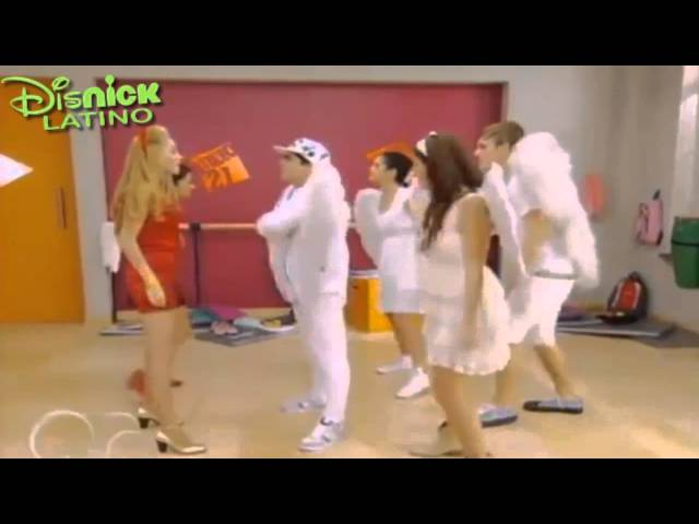 Violetta   Momento Musical Angeles vs Diablas Videos De Viajes