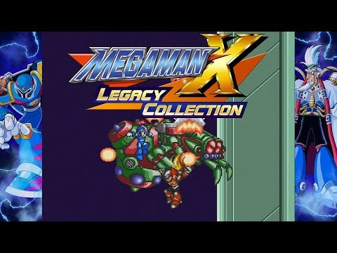 Mega Man X Legacy Collection - MMX3 Version Confirmed + Capcom Working on the Collections Internally