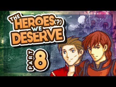 "Part 8: Let's Play Fire Emblem, The Heroes We Deserve - ""Stupid Sand"""