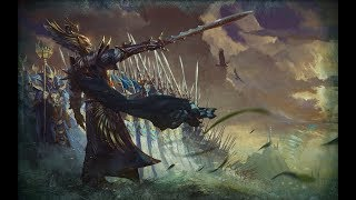 Warhammer 2 High Elf Mortal Empires Livestream
