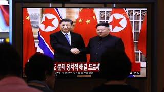China President Xi Jinping Visits North Korea