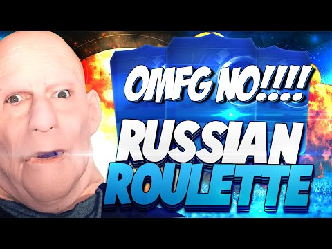 OMFG TOTY IN A PACK!! TOTY RUSSIAN ROULETTE