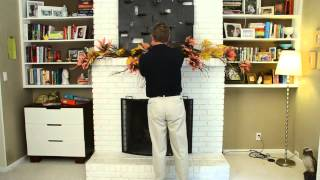 Harry Potter Halloween Mantle Decorating Thumbnail