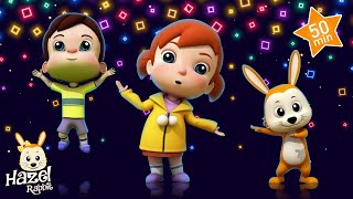 Dance Songs for Kids: Nursery Rhymes Playlist for Children | Baby Songs to Dance
