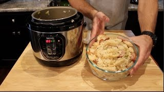 Aroma Pressure Cooker - Jambalaya - Best Pressure Cooker Review
