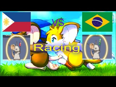 Transformice - Philippines VS Brazil Racing