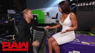 Drake Maverick is ready for his honeymoon: Raw, July 8, 2019