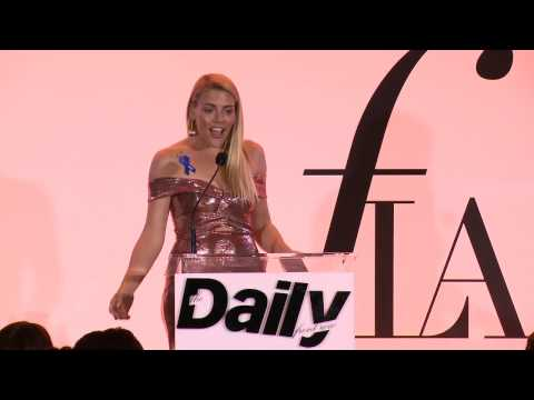 The Daily's Fashion Los Angeles Awards Nicki Minaj, Kim Kardashian, Stella Maxwell, and More!