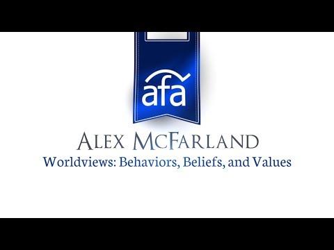 Worldviews: Behaviors, Beliefs, and Values | Alex McFarland